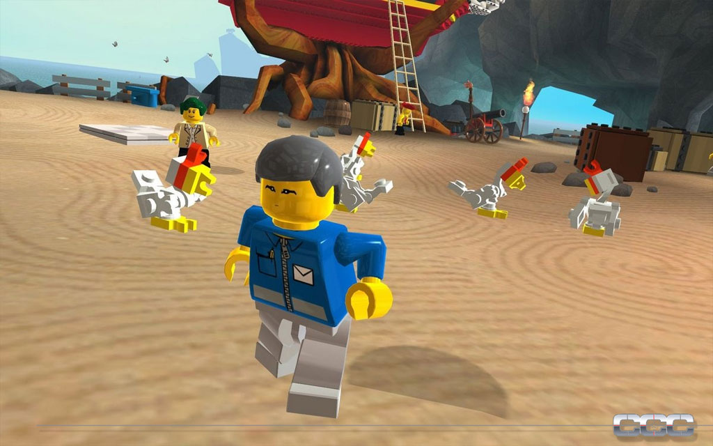 LEGO Universe Review for PC